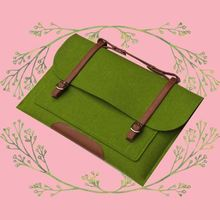 Customized polyester loop tablet 8-22inch leather backpack with laptop sleeve for ipad air2