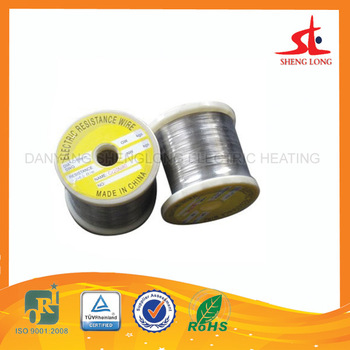 1Cr13Al4 <strong>electrical</strong> high working temperature heating alloy wire for stove