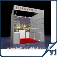 Science aluminum exhibition models ,exhibition booth or stand,Standard and Durable Exhibition Booth