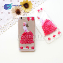New case cover for iphone 6s,case for cell phone iphone 6s,ultra thin transparent crystal clear tpu case for iPhone 6s plus size