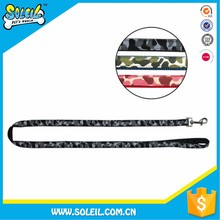 Dog Collar&Leashes Ajustable Camouflage Fancy Dog Leash Pet Products