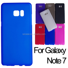 Jelly TPU Case Cell Phone Case for Samsung Galaxy Note 7 Case Cover