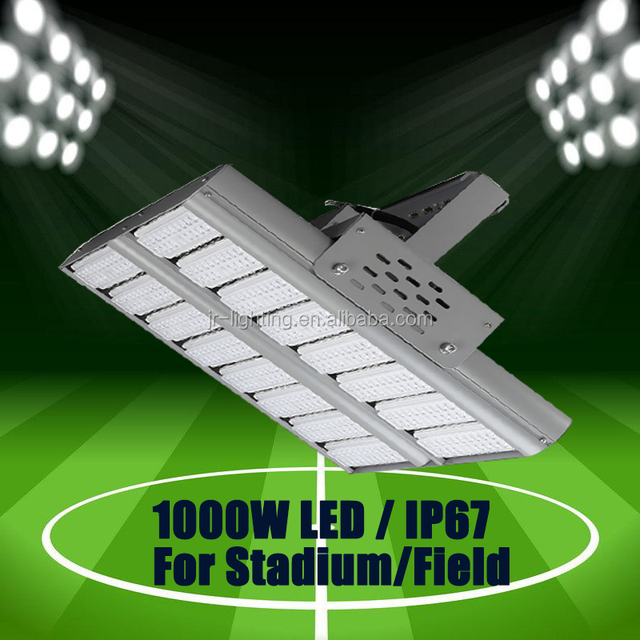 High Power Outdoor and Arena Lighting 500W 1000W LED stadium light floodlights