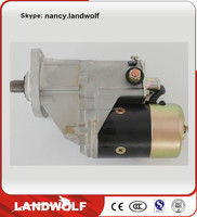 alibaba hot sales of Construction machinery parts SANY engine parts PC200-1 excavator engine parts starter motor