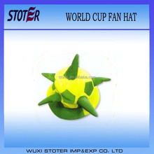 Promotion football fan hats