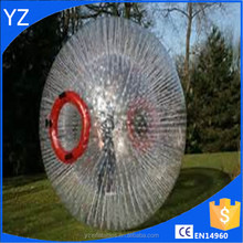 Large size bumper ball body ball body bounce grass ball
