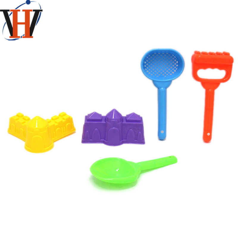 Funny beach toy sand beach tool mini plastic toy for kids