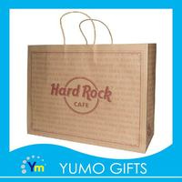 popular trendy pet packing paper bag for foods