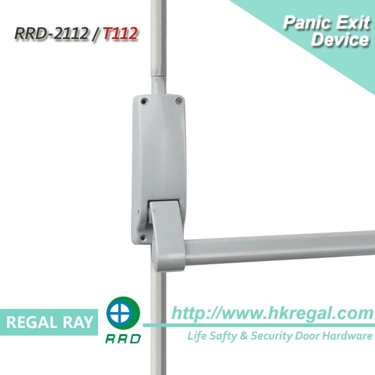 Model 2112 T112 Double Extrtior Door Use Vertical Rod