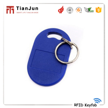 ABS material door login Rfid Keychain Tag for Access Control