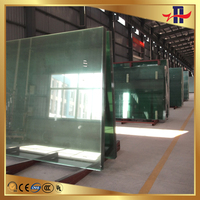 Heat Reflecting Toughened Glass