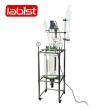 Lab Reflux Distiller Photochemical Glass Reactor with low price