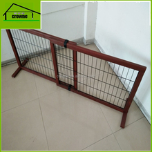 Easy assembly dog crate pet cage