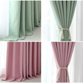 Most popular sunscreen fabric sunproof sunlight insulated drapes