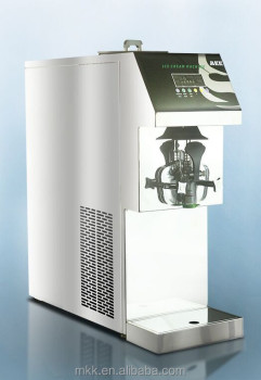 CE RoHS approved high quality table top soft serve ice cream machine