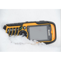 "IP67 Waterproof Dustproof Shockproof MANN ZUG1 Rugged Outdoor Mobile Phone With 2.0"" Display 2.0MP Camera Bluetooth"