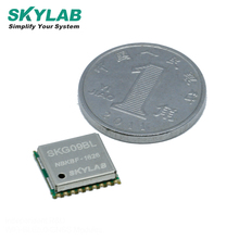 SKYLAB Ultra Low Power Consumption SKG09BL MT3337 High Accuracy GPS Module RoHS Compliant