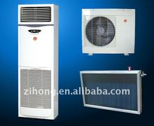 floor standing air conditioner / solar powered aircon/hybrid solar air conditioning