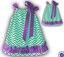Kids fashion clothes 2014 cute baby girls summer smocked bubble dress aqua/pink/black