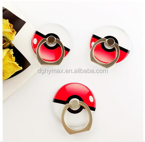 new design Pokemon phone holder ring