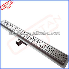 Stainless Steel Concert Channel Drain , Floor Channel Drain