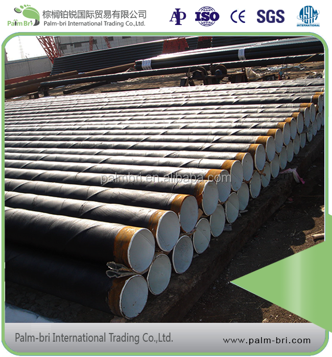 Factory ASTM A106 CARBON STEEL PIPE Price/API 5L gr.b LSAW, SSAW carbon steel pipe/Galvanized pipe