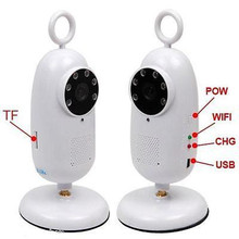 OEM , ODM WiFi Smartphone Remote wireless baby monitor best price BS-W11