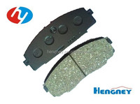 car parts Front Brake Pads set 04465-26420 0446526420 for Toyota Hiace LP2473