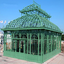 Professional Used Garden Industrial Greenhouses