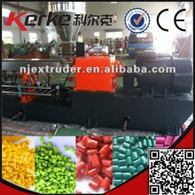 2014 hot selling china supplier cost of plastic recycling machine