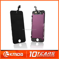 Hot Selling LCD Display With Digitizer Touch Screen Assembly for Apple iPhone 5S