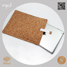 2013 Cool customized smart cover with cork flexible holding for ipad 4