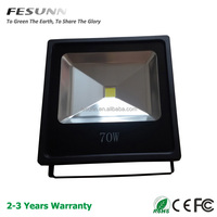 Outdoor High Lumen LED Flood Light 70W Led Replacement 500W Halogen