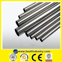 2017 Hot Seeling 304 Stainless Steel Pipe for Domestic Appliance