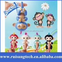 6 Color Fingerlings Interactive Baby Monkeys