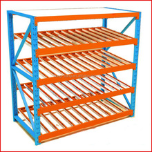roller shelf/carton flow racking/roller track carton flow racks