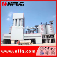 Hot sale with ISO BV SGS certificate Tower type dry mix mortar production line