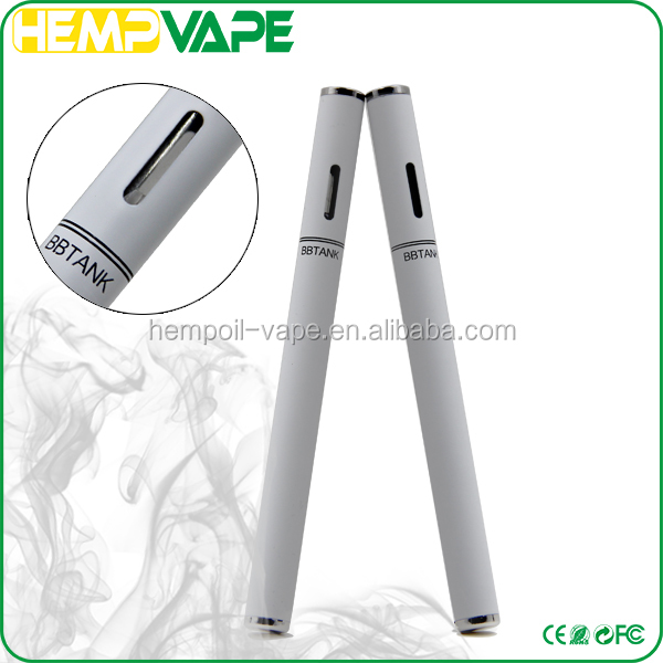 2017 Shenzhen Hottest BBTANK T1 Empty Disposable Electronic Cigarette For Thick Oil