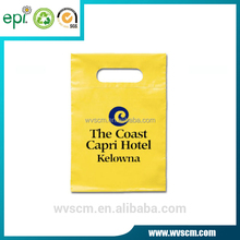 customized die cut bag plastic shopping bag make in china guangzhou dongguan shenzhen with own design