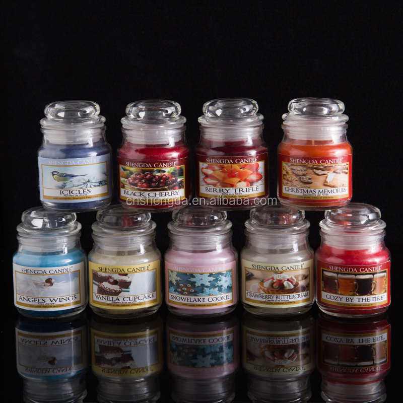wholesale yankee candle,Manufacturer production glass candles