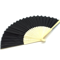 colorful bamboo hand fan Customized Cheapest Hand Fan
