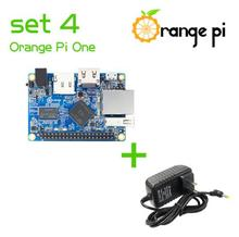 Orange Pi One SET4 Pi One and Power Supply Adapter Support Android Ubuntu Debian not for Raspberry