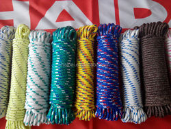 1/8 in Diamond Braid Nylon & Polypropylene Cord