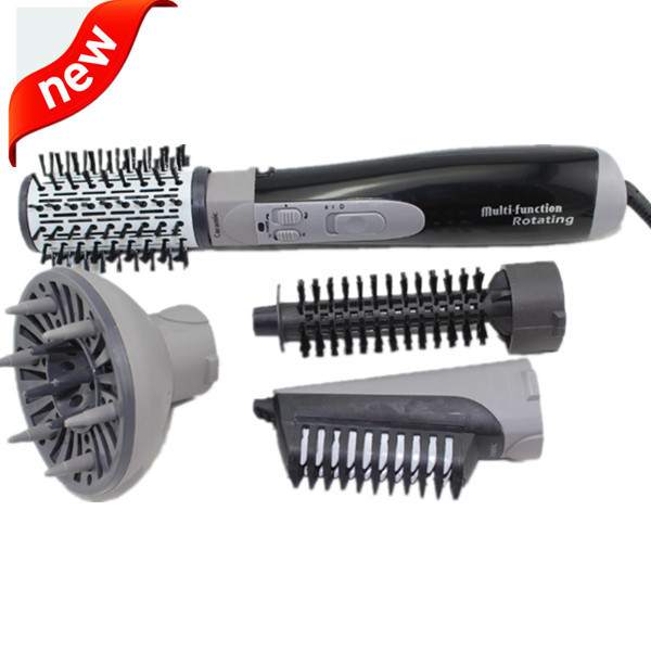 HT-913 Hot popular cheap price electric hair curling brush