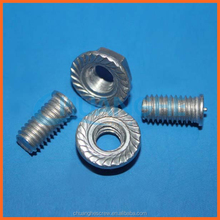 Made in dongguan the best quality din 34817 titanium weld screws bolts