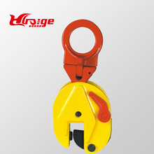 vertical pipe and plate scissor magnetic horizontal lifting clamp