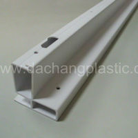 Plastic PVC Profile For Frame