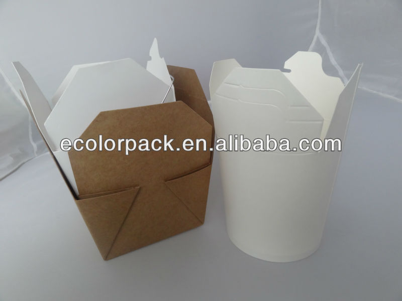 Cutstom Factory Direct Price Biodegradable Food Packaging