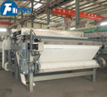 New effluent treatment plant belt filter press