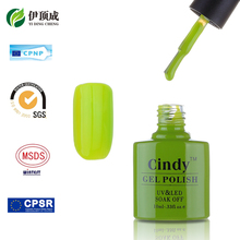 High quality top selling faster harmony gel polish Cindy 10 ml
